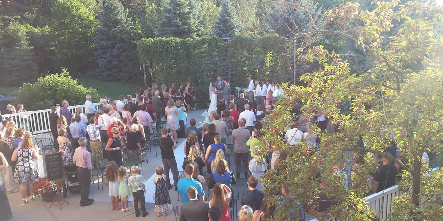 Delafield Brewhaus wedding Milwaukee