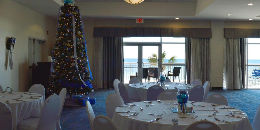 Bay Watch Resort & Conference Center wedding Myrtle Beach