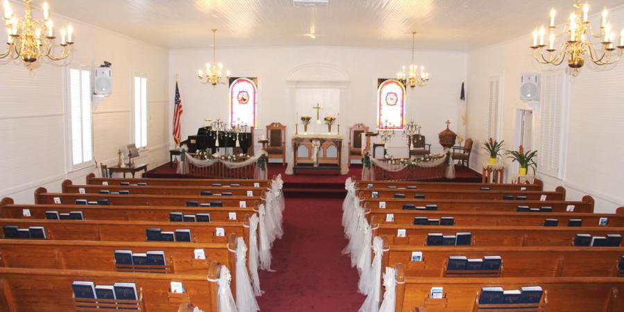 Ebenezer United Methodist Church wedding Atlanta