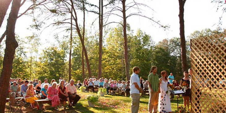Marble Springs wedding Knoxville