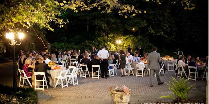 Cator Woolford Gardens wedding Atlanta