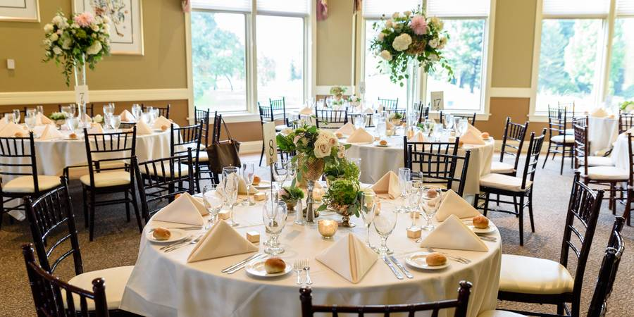 South Bend Country Club wedding Northwest Indiana