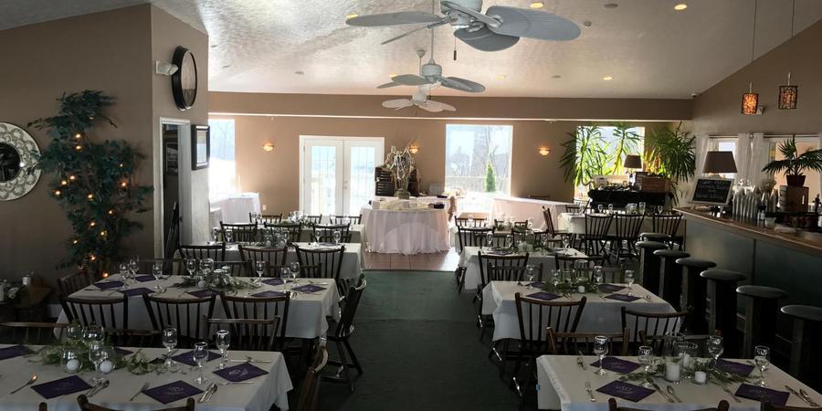 Aubrey's Dubbs Dred Golf Course wedding Pittsburgh