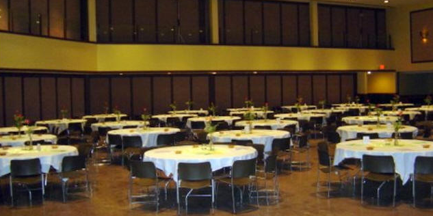 District 9 Machinists Hall wedding St. Louis
