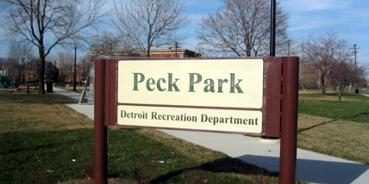 Peck Park wedding Detroit