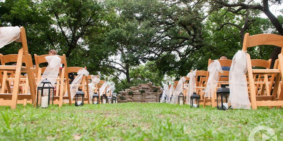 House on the Hill wedding Austin