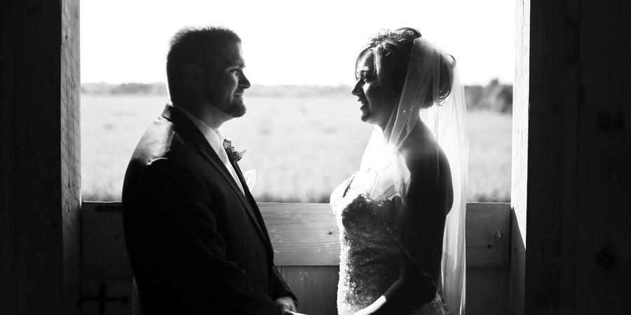 The BARN at Cottonwood wedding Chicago