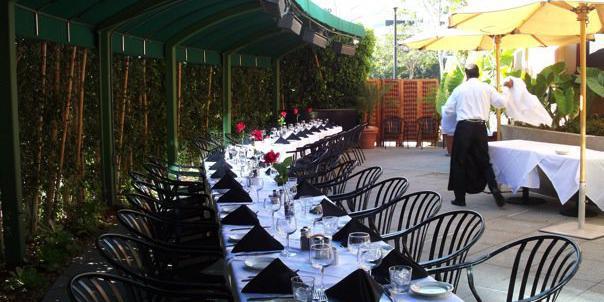Prego Mediterranean wedding Orange County