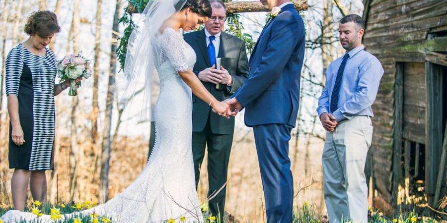 Blalock Lakes wedding Atlanta