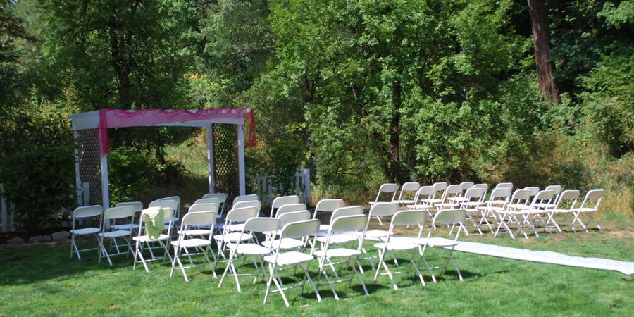 Barton Park Pavillion wedding Portland