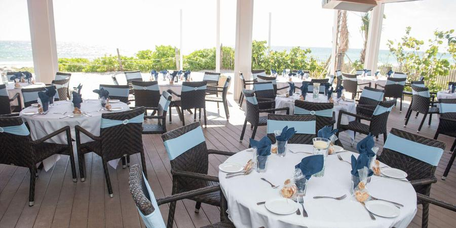 The Beach House Waterfront Restaurant wedding Tampa