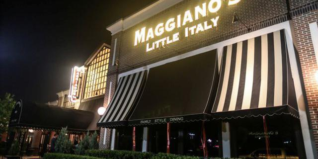 Maggiano's Little Italy- Cherry Hill wedding Central Jersey