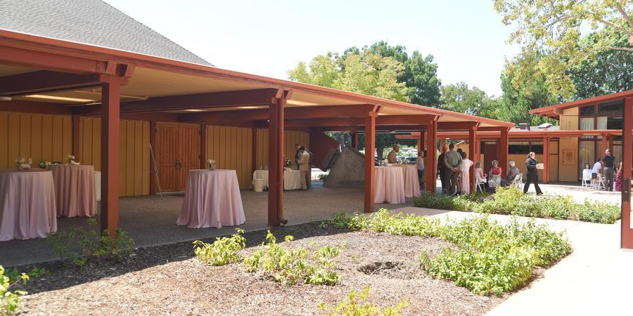 St. Andrew's Presbyterian Church wedding East Bay