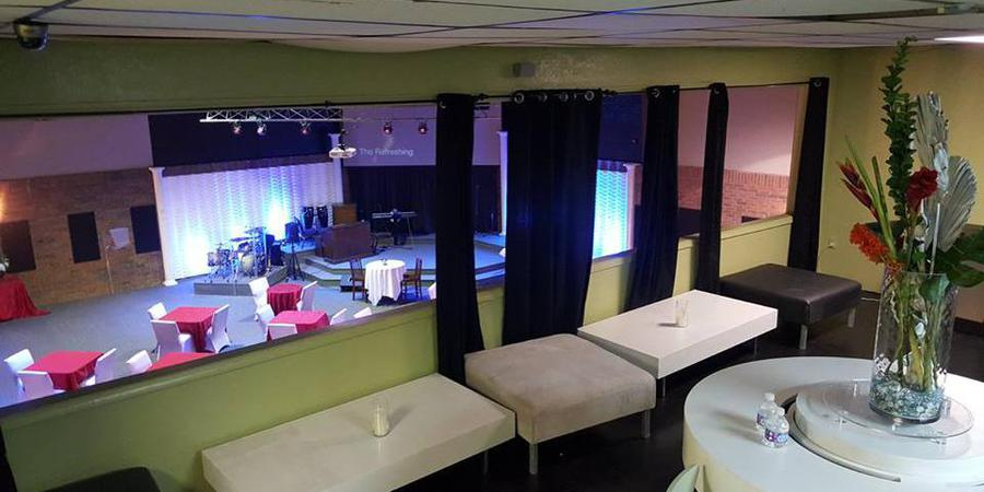The Fresh Sound Lounge Event Center wedding Oklahoma City