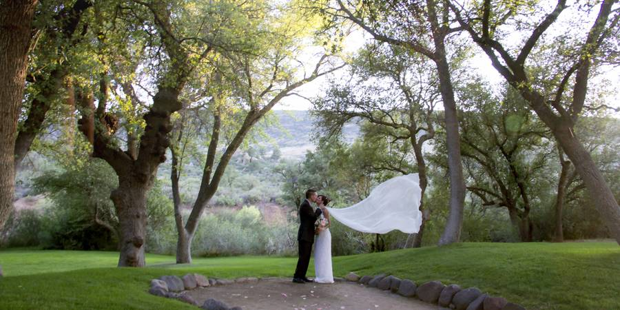 Van Dickson Ranch wedding Phoenix/Scottsdale