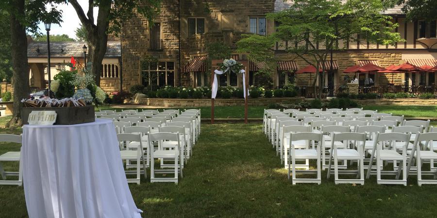 Granville Inn wedding Columbus