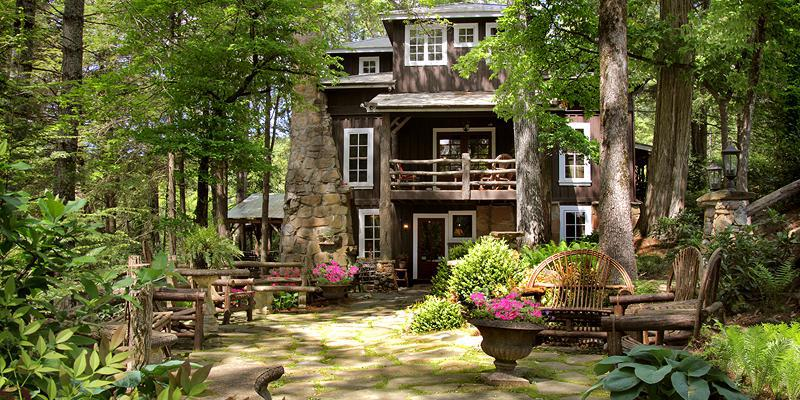 The Lake Rabun Hotel & Restaurant wedding Atlanta