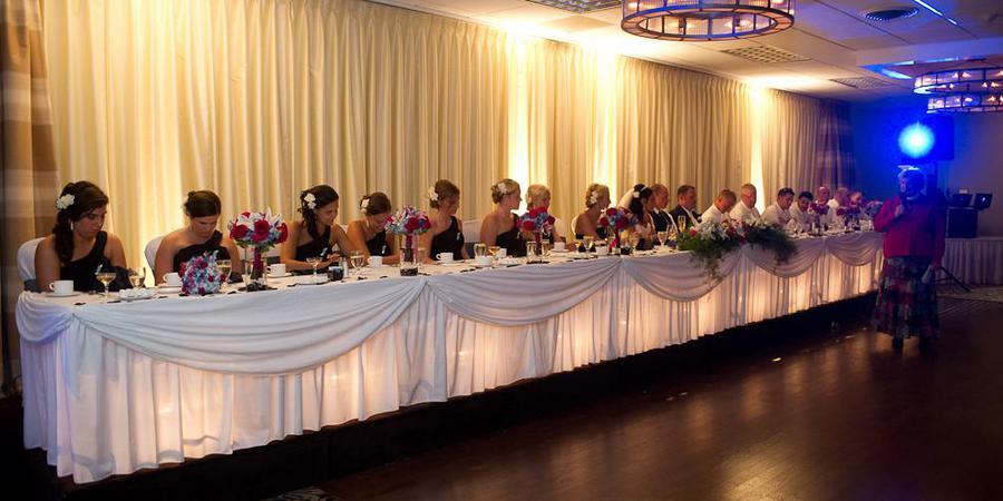 Holiday Inn Elmira-Riverview wedding Finger Lakes