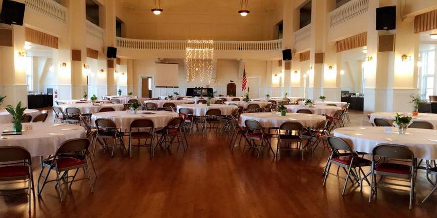 Scottish Rite Masonic Temple wedding Oklahoma City