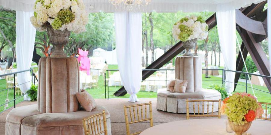 Nasher Sculpture Center wedding Dallas
