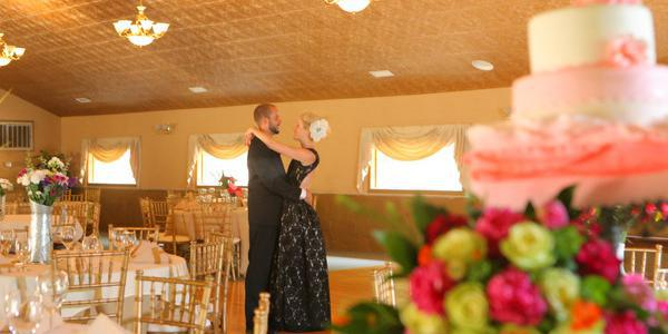 Riverview Restaurant & Gardens wedding Portland