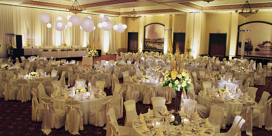 St. Charles Convention Center wedding St. Louis