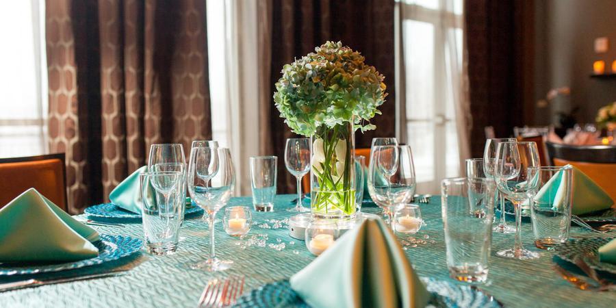Saranello's Restaurant wedding Chicago