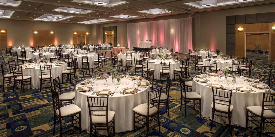 Hyatt Regency Pittsburgh International Airport wedding Pittsburgh