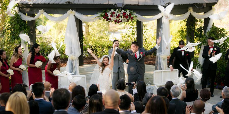 Summit House wedding Orange County