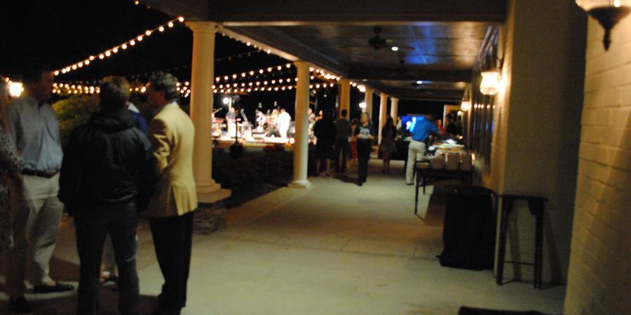 West Lake Country Club wedding Savannah