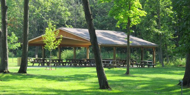 Scotts Mill County Park wedding Kalamazoo