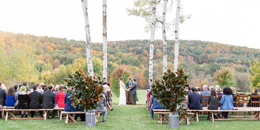 The Historic Barns of Nipmoose wedding Westchester/Hudson Valley