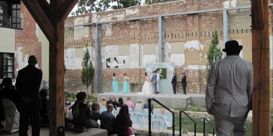 Taylor Pavilion wedding Northern Virginia