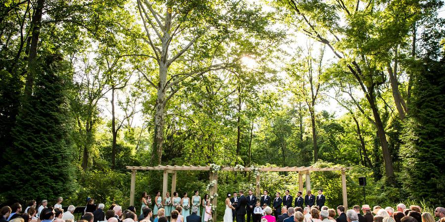 Anthony Wayne House wedding Philadelphia