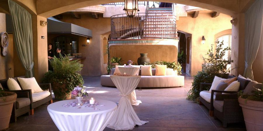 Hotel Los Gatos wedding South Bay