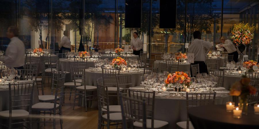 Kimbell Art Museum wedding Dallas