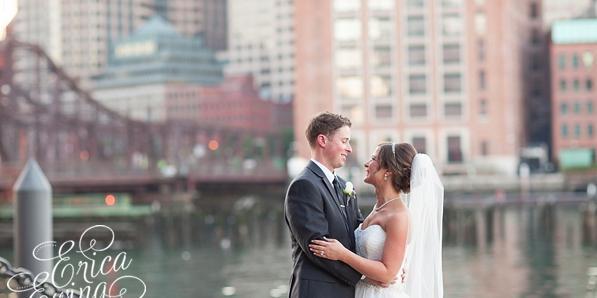 Renaissance Boston Waterfront Hotel wedding Boston