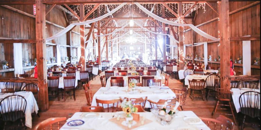 Bennett Barn wedding Milwaukee