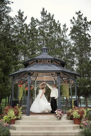 The Fountains Banquet Center wedding Kalamazoo