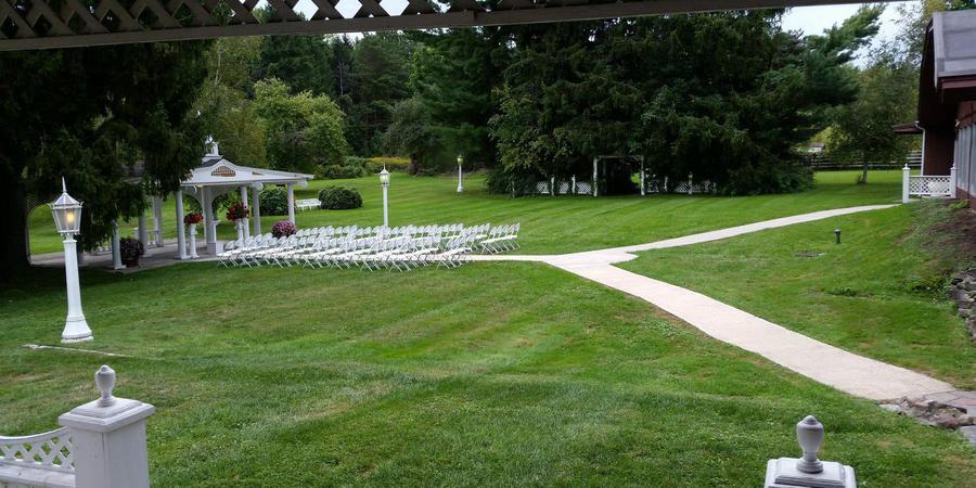Wysockis Manor wedding Finger Lakes