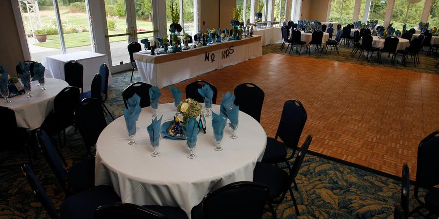 Meriwether National Golf Club wedding Portland