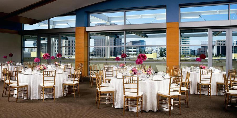 Fourth Street Summit Center By The Fairmont San Jose wedding South Bay