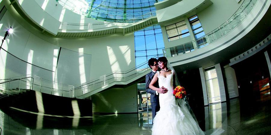 San Jose City Hall Rotunda wedding South Bay