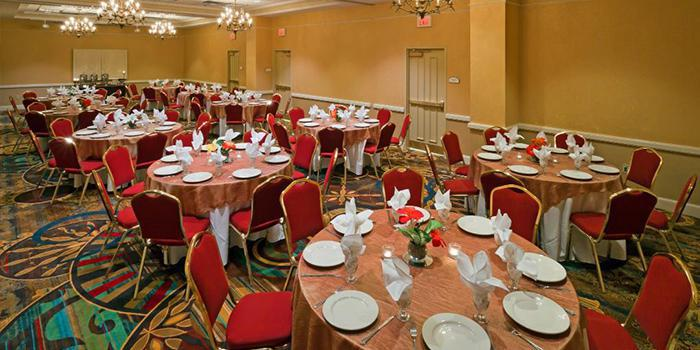 Holiday Inn Chantilly Dulles Expo wedding Northern Virginia