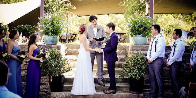 The Treman Center wedding Finger Lakes