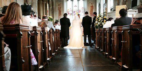 St. Agatha - St. James Parish wedding Philadelphia