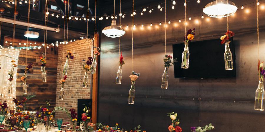 The Brick Room wedding Salt Lake City