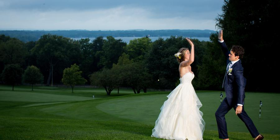 Blackhawk Country Club wedding Madison