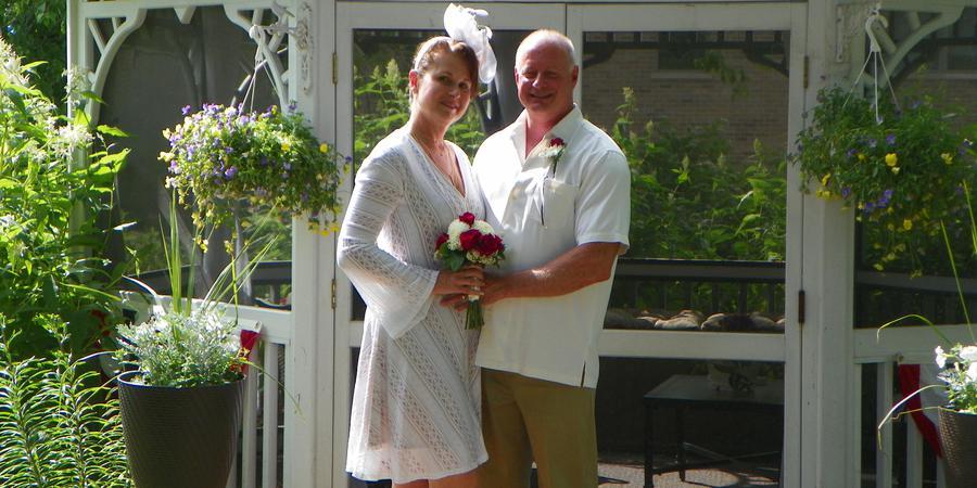 Cloran Mansion Bed & Breakfast wedding Chicago
