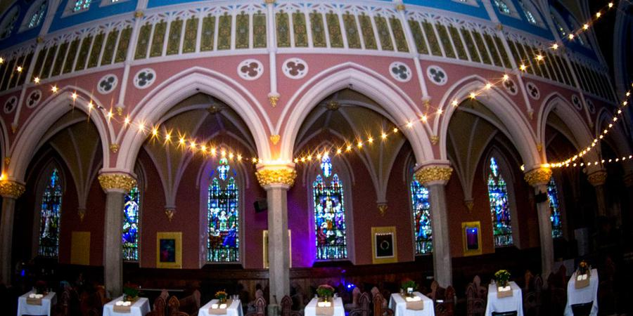 Cathedral Hall Weddings wedding North Jersey